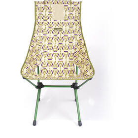 Helinox Sunset Chair triangle green/green